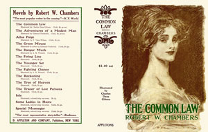 Charles Dana Gibson Dust Jacket, The Common Law